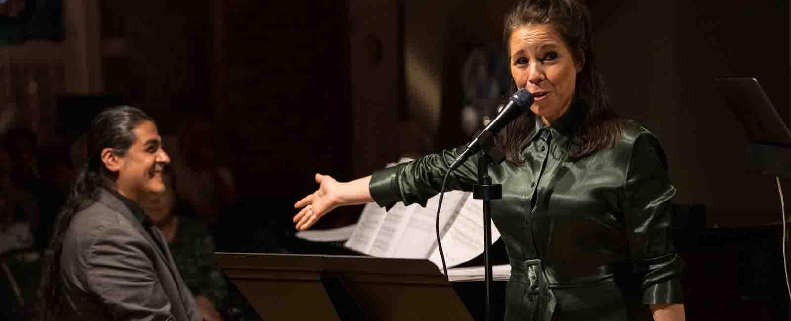 Rumeurs d'Argentine - Marie-Annie Pascale Guertin et Julian Hermida