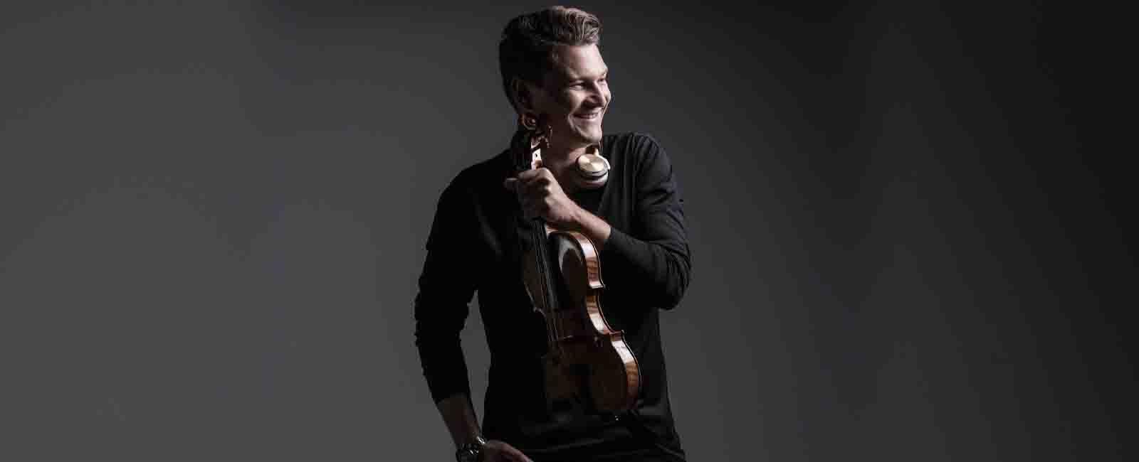 Alexandre Da Costa - Stradivarius intime
