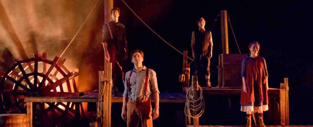 Tom Sawyer - Théâtre Advienne que pourra